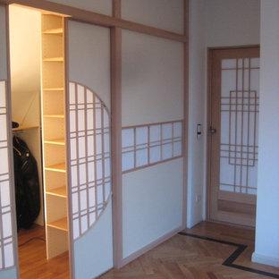 Closet - asian closet idea in Hamburg & Fusuma Doors   Houzz