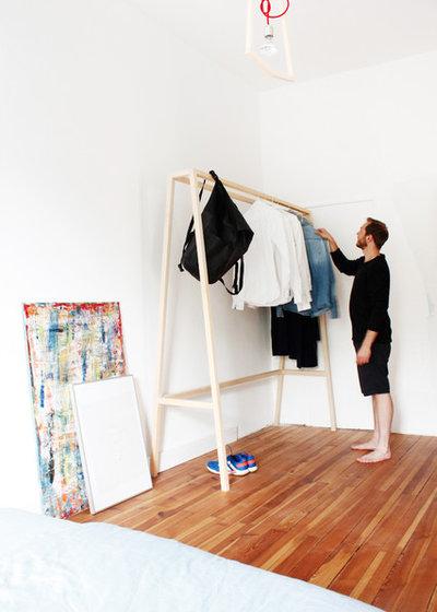 prima e dopo un giovane falegname trasforma un vecchio appartamento. Black Bedroom Furniture Sets. Home Design Ideas