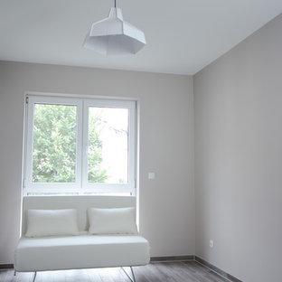Raumkonzept, Einrichtungsplan, Innenraumgestaltung für ein 107qm Neubauapartment