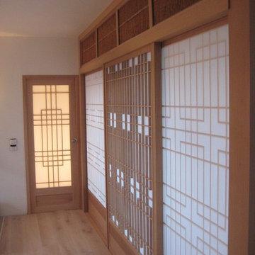Raumteiler - Room divider