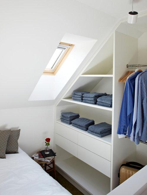 Triangular Closet Houzz
