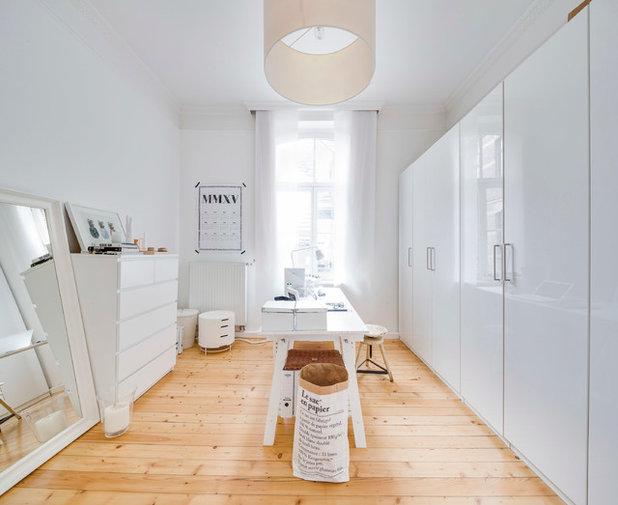 Skandinavisch Arbeitszimmer by Sven Fennema Fotografie
