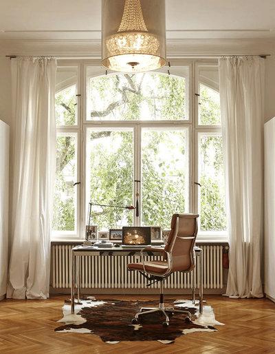 Modern Arbeitszimmer by Julia Rafflenbeul Interior Architecture