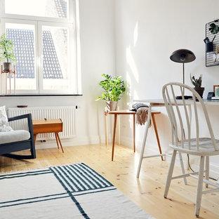 Wohnideen Kleine Arbeitszimmer | Arbeitszimmer Ideen Design Bilder Houzz