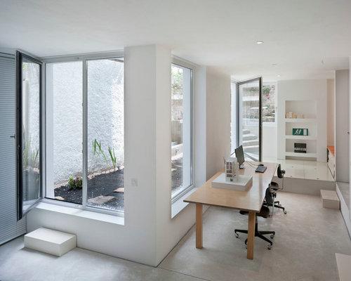 arbeitszimmer ideen f r ihr home office design houzz. Black Bedroom Furniture Sets. Home Design Ideas