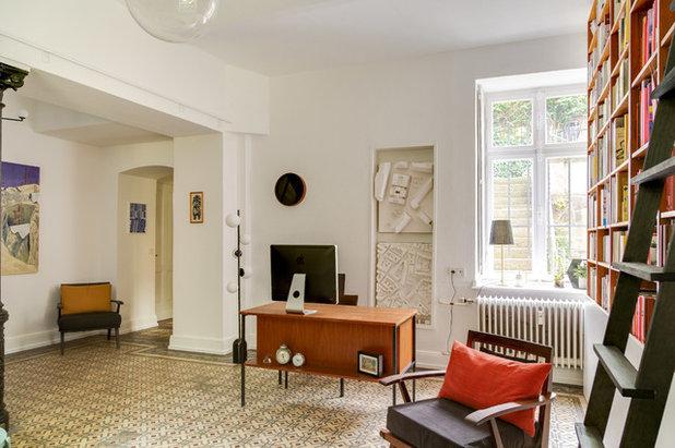 Industrial  Arbeitszimmer by REFUGIUM - Interior Design
