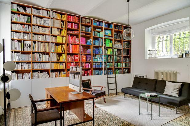 Modern Arbeitszimmer by REFUGIUM - Interior Design