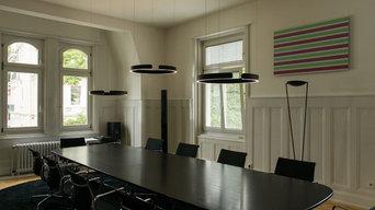 Beleuchtung Konferenztisch