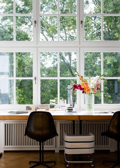 Eklektisch Arbeitszimmer by CONSTANTIN MEYER PHOTOGRAPHIE
