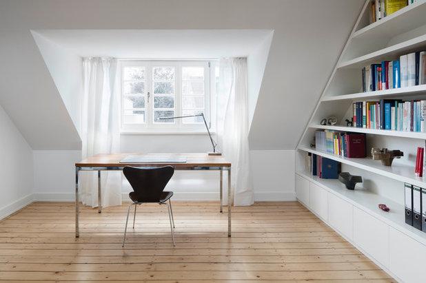 Minimalistisch Arbeitszimmer By Paul Martini Architektur   Architekt BDA