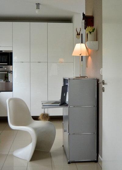 Modern Arbeitszimmer by Harmsen INNENARCHITEKTUR & ALL-ABOUT-DESIGN.DE