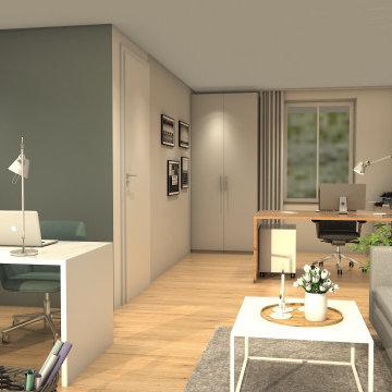 Hausplanung für junge Familie in Weilheim