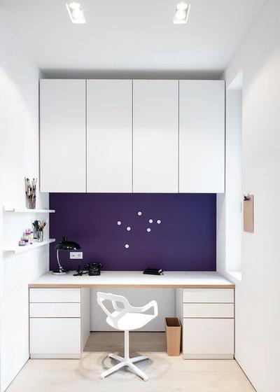 Skandinavisch Arbeitszimmer by OPEN RUUM