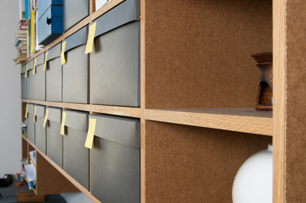 ma arbeit f rs arbeitszimmer einbauten mit witz und verstand. Black Bedroom Furniture Sets. Home Design Ideas