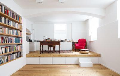 3 Lösungen für mehr Raum und Licht in einer Erdgeschosswohnung