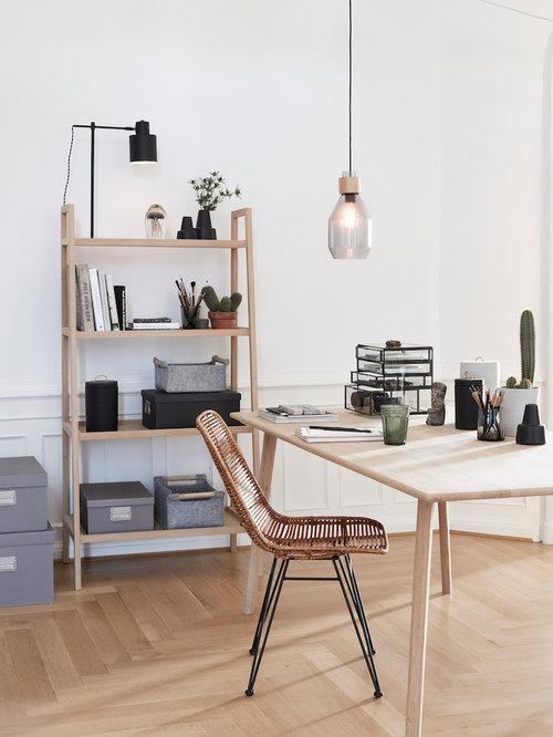 skandinavisches arbeitszimmer ideen f r ihr home office. Black Bedroom Furniture Sets. Home Design Ideas