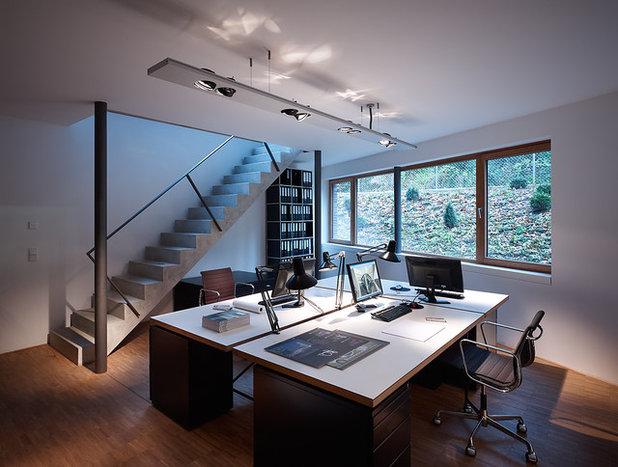 Modern Arbeitszimmer Modern Arbeitszimmer