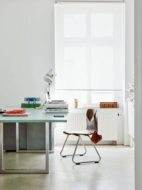 Ideen Für Arbeitszimmer skandinavische arbeitszimmer ideen design bilder houzz