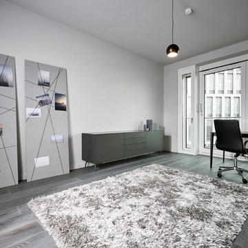Penthouse Wohnung HafenCity, Hamburg