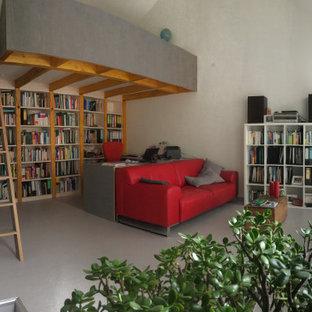 """Projekt """"Galerie-Home Office""""  Raumkonzept mit Ausführung"""