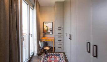 Raumnutzung Arbeitszimmer - Appartement Wohnung