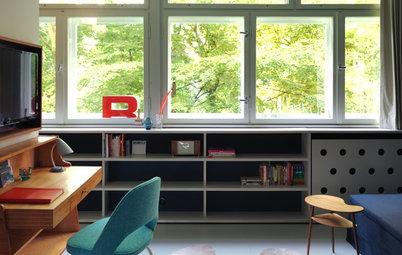 Houzzbesuch: Oscar und Marie – ein nostalgisches Niemeyer-Apartment