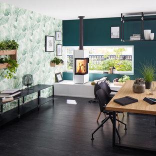 Modernes Arbeitszimmer in Sonstige
