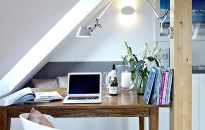 Expertråd: Det är extra viktigt med bra belysning i små hem