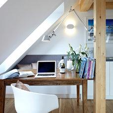 Contemporary Home Office by Ute Günther INNENARCHITEKTUR & DESIGN STUDIO