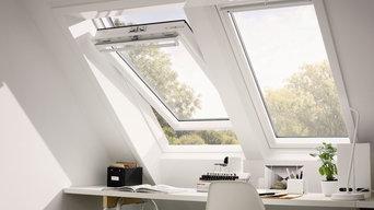 Velux Dachfenster Schwingfenster
