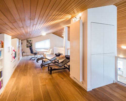 Arbeitszimmer ideen f r ihr home office design houzz for Einrichtungsideen lesezimmer
