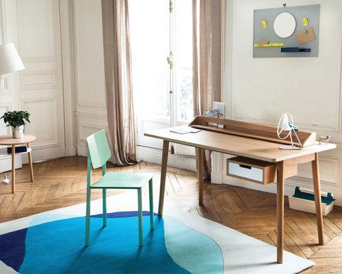 Arbeitszimmer design  Skandinavisches Arbeitszimmer - Ideen für Ihr Home Office Design