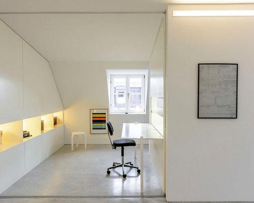 Modernes arbeitszimmer  Moderne Arbeitszimmer Ideen, Design & Bilder | Houzz