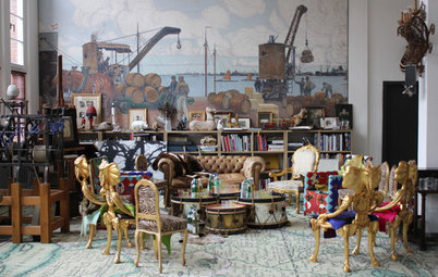 Houzzbesuch: In der Wunderkammer des deutschen Walt Disney