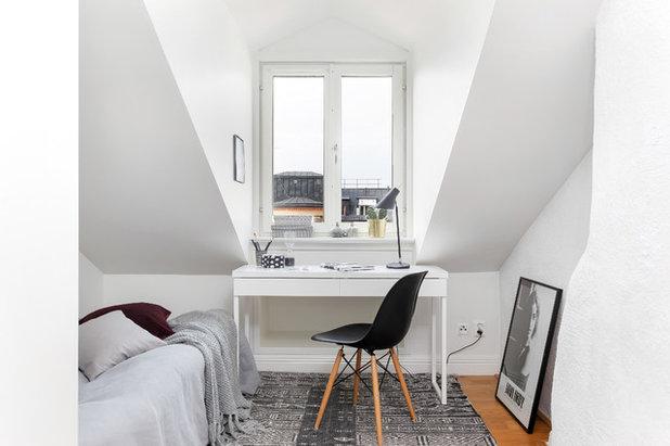 Skandinavisk Hjemmekontor by Wallenberg Fastighetsförmedling