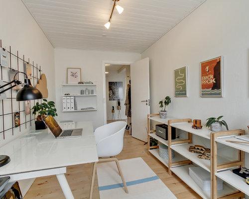 Modernes arbeitszimmer  Moderne Arbeitszimmer in Aalborg Ideen, Design & Bilder | Houzz