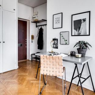 Идея дизайна: кабинет в скандинавском стиле