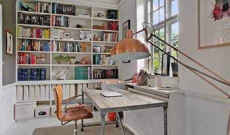 仕事がはかどるホームオフィスのつくり方と書類整理術