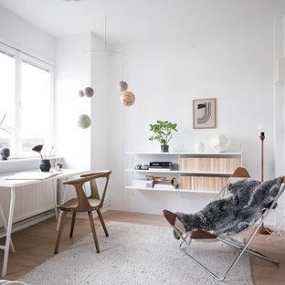 Idéer för skandinaviska arbetsrum