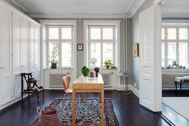 Skandinavisk Arbetsrum by Alvhem Mäkleri & Interiör