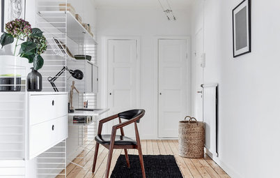 Top-Shelf: Storage Options for a Study With Style