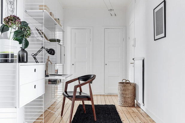 Scandinavian Home Office & Library by Bjurfors Göteborg