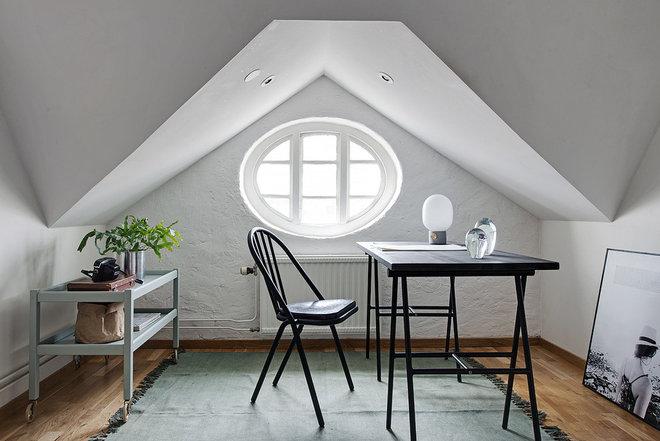 Scandinavian Home Office by Alvhem Mäkleri & Interiör