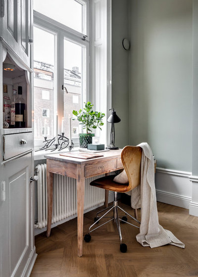 Victorian Home Office by Alexander White