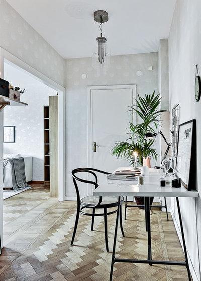 Skandinavisk Arbetsrum by dream design sthlm