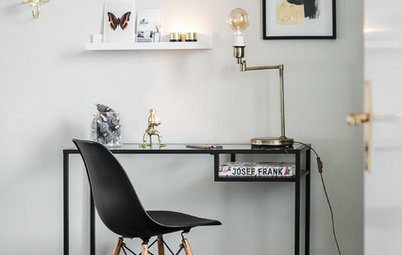 Nice Nooks: How to Fit in a Mini Home Office or Work Space