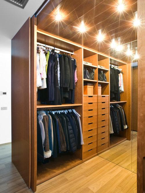 Foto e idee per cabine armadio cabine armadio - Cabine armadio idee ...
