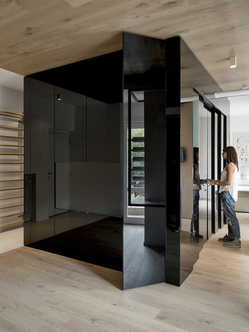 Armadio a muro legno armadi a muro di design foto 3 40 - Idee cabine armadio ...