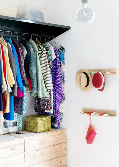 Industrial Wardrobe by studio arnouva