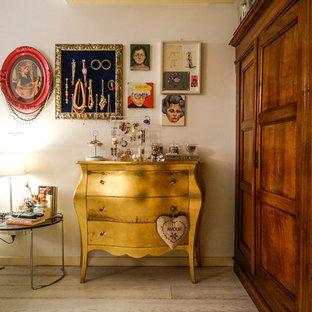 Eklektisches Ankleidezimmer in Mailand